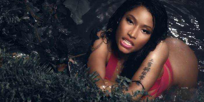 Video Nicki Minaj Anaconda Hiphop N More