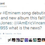 Eminem Announces 'Shady XV' Album & Release Date