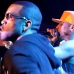 Ryan Leslie Brings Out G-Unit & Fabolous In NYC
