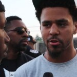 J. Cole Talks Visit To Ferguson & Thoughts On Mike Brown Shooting