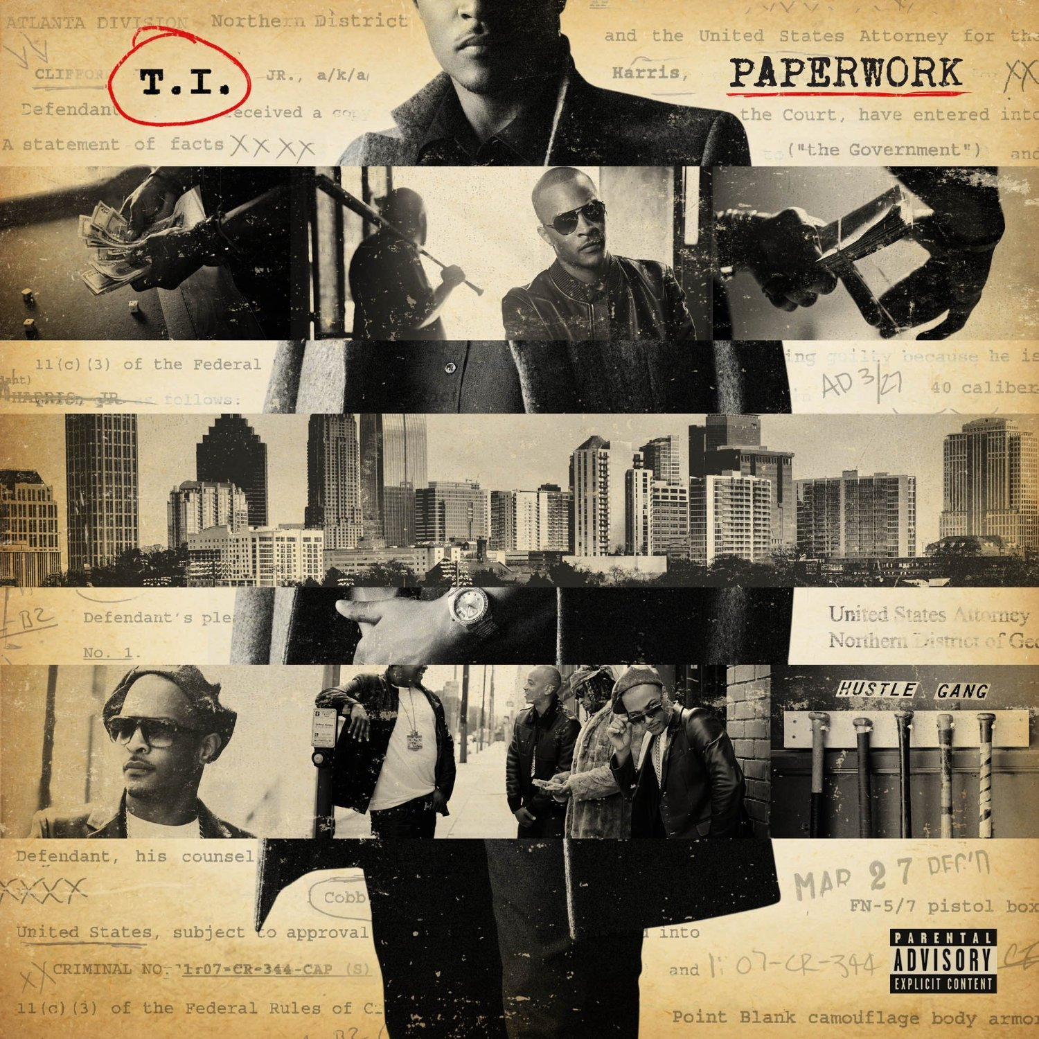T.I. – 'Paperwork' (Feat. Pharrell) | HipHop-N-More