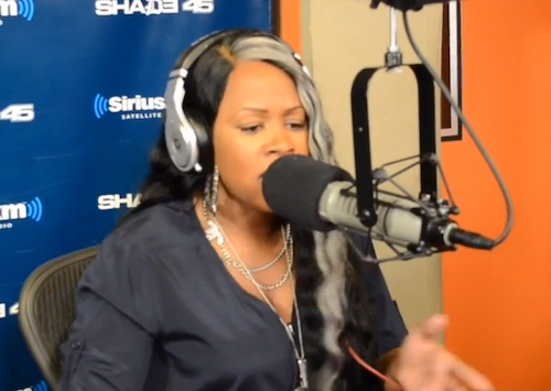 remy ma sway in the morning