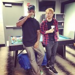 the game ed sheeran