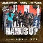 uncle m hands up