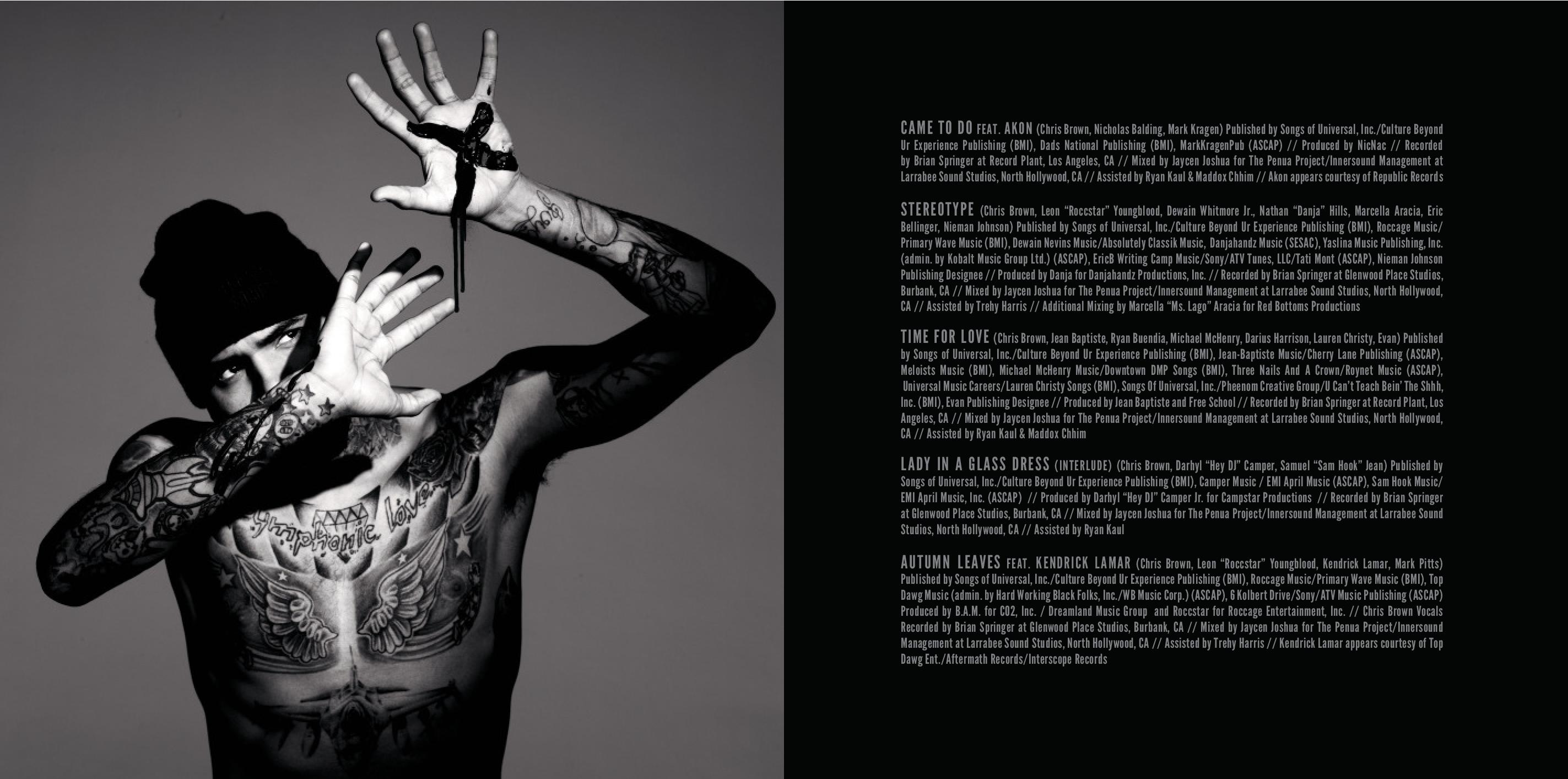 chris brown x deluxe edition - photo #12