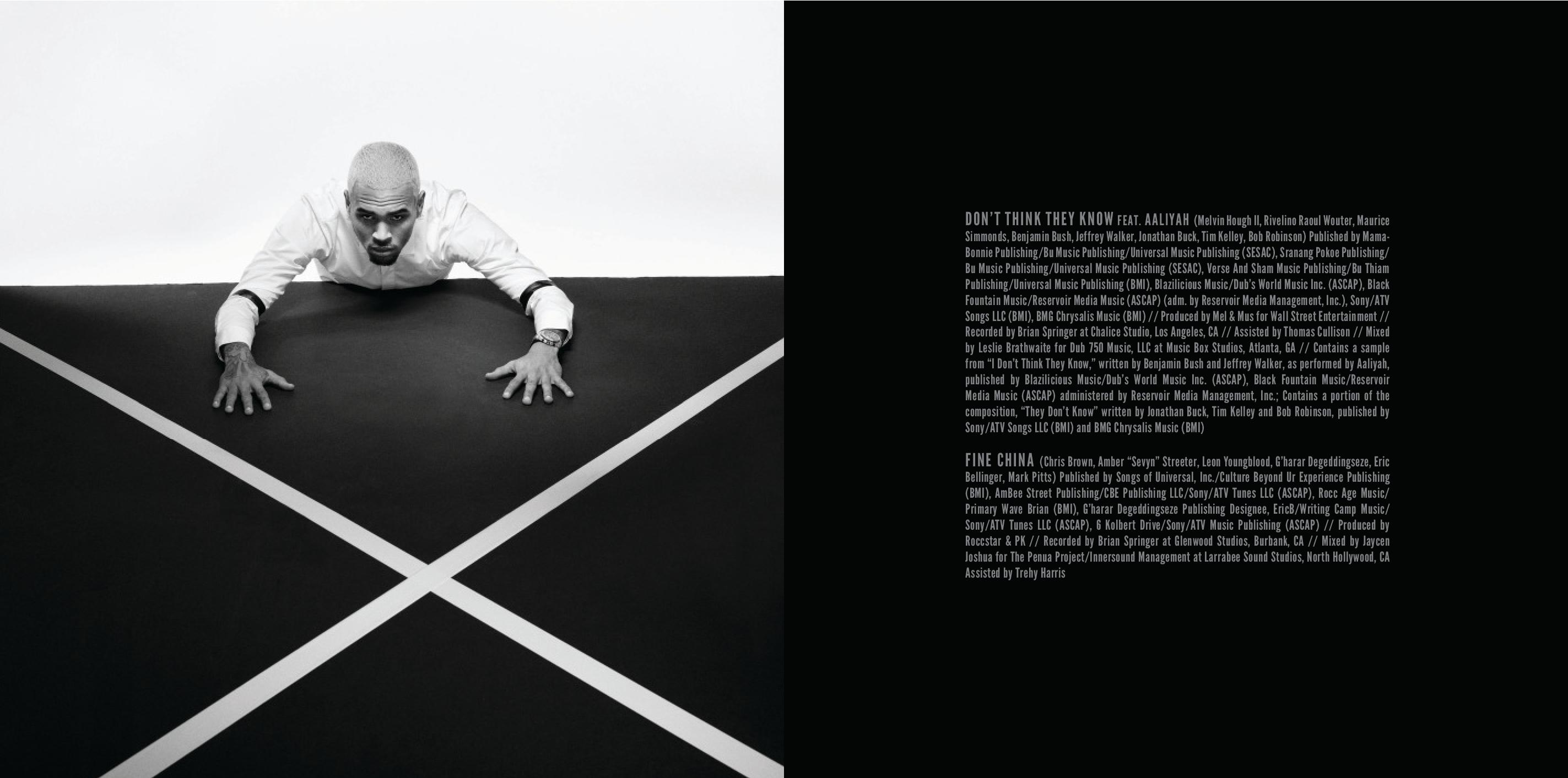 chris brown x deluxe edition - photo #21