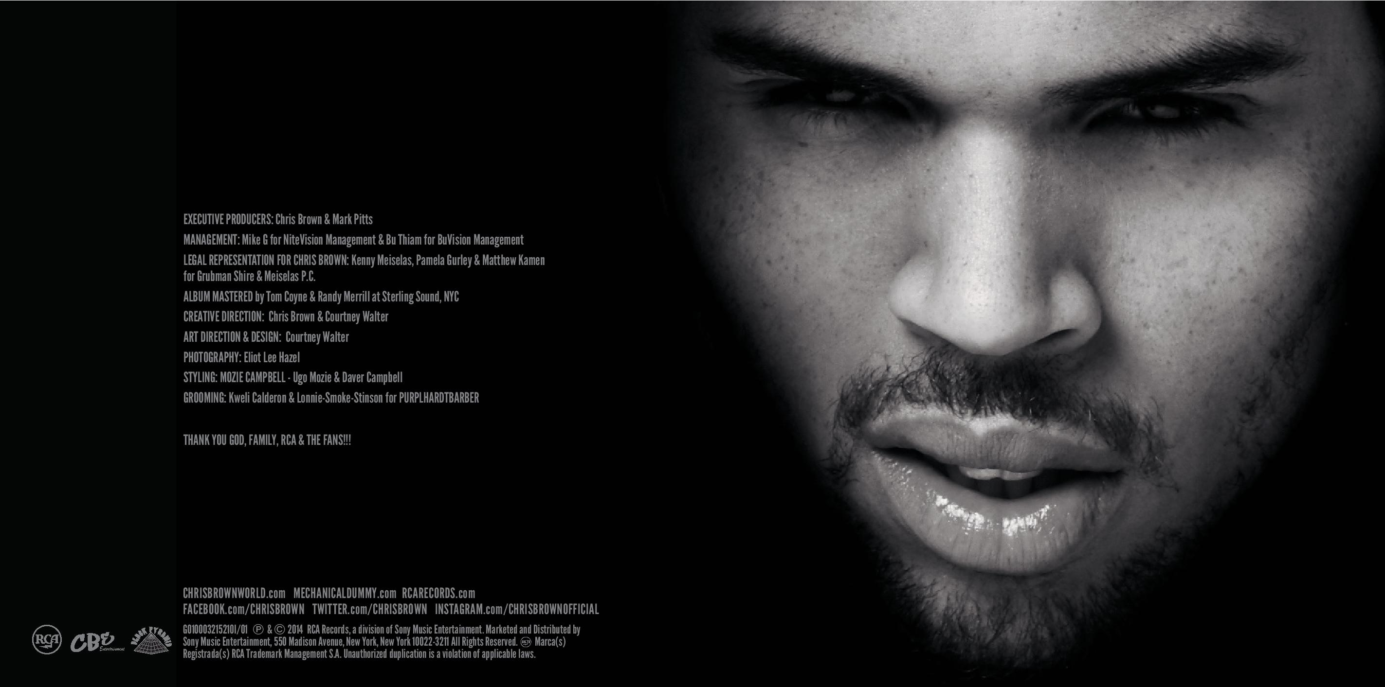 chris brown x deluxe edition - photo #24