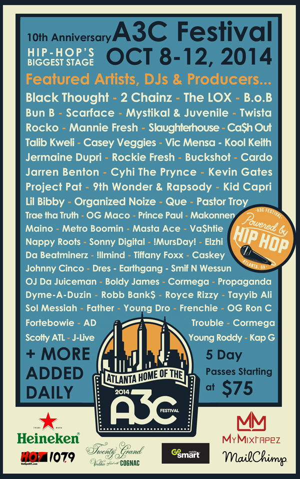 a3c festival 2014