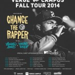 chance the rapper verge campus