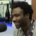 Childish Gambino Visits The Breakfast Club