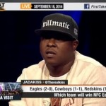 jadakiss on espn first take