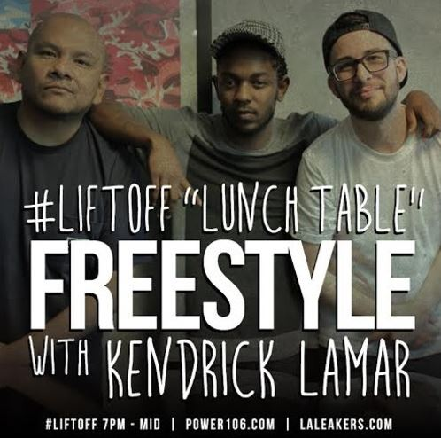 kendrick lift off