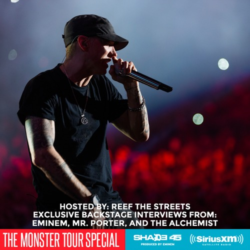 monster tour special