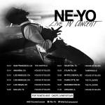 ne yo live in concert