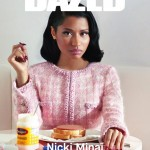 Nicki Minaj Covers Dazed Magazine