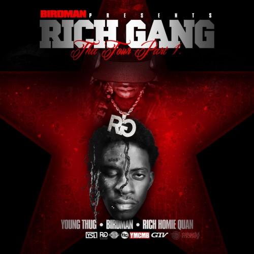 rich gang the tour part 1
