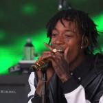 Wiz Khalifa Performs 'We Dem Boyz' & 'Staying Out All Night' On Jimmy Kimmel Live