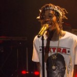 Wiz Khalifa Performs 'Stayin Out All Night' On Conan