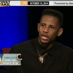 Fabolous On ESPN's First Take