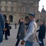 Jay Z vs. Random Person In Paris (Video)