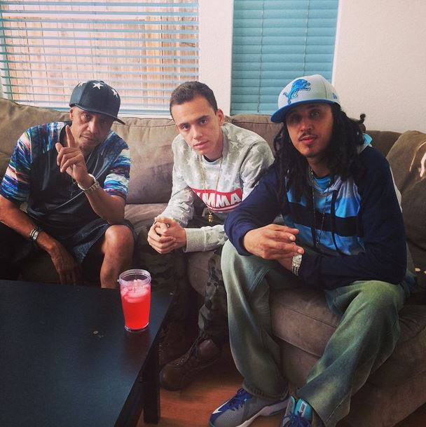 Logic Gets Interviewed With His Brother And Father ...
