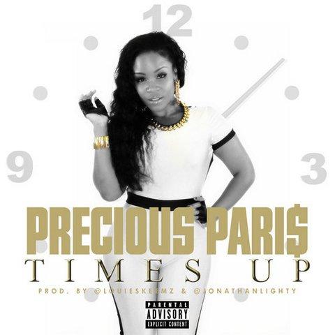 precious paris times up