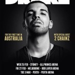 Drake Announces Australian Tour With 2 Chainz