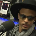 August Alsina Visits The Breakfast Club