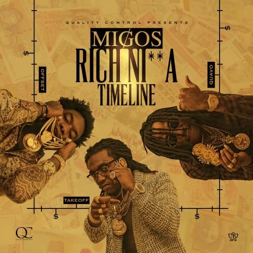 migos rich ngga timeline