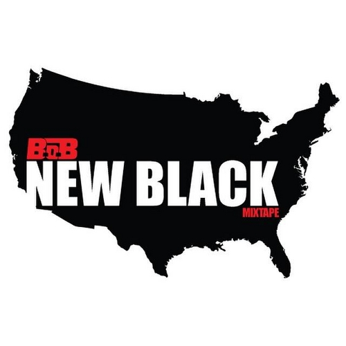 mixtape b.o.b new black
