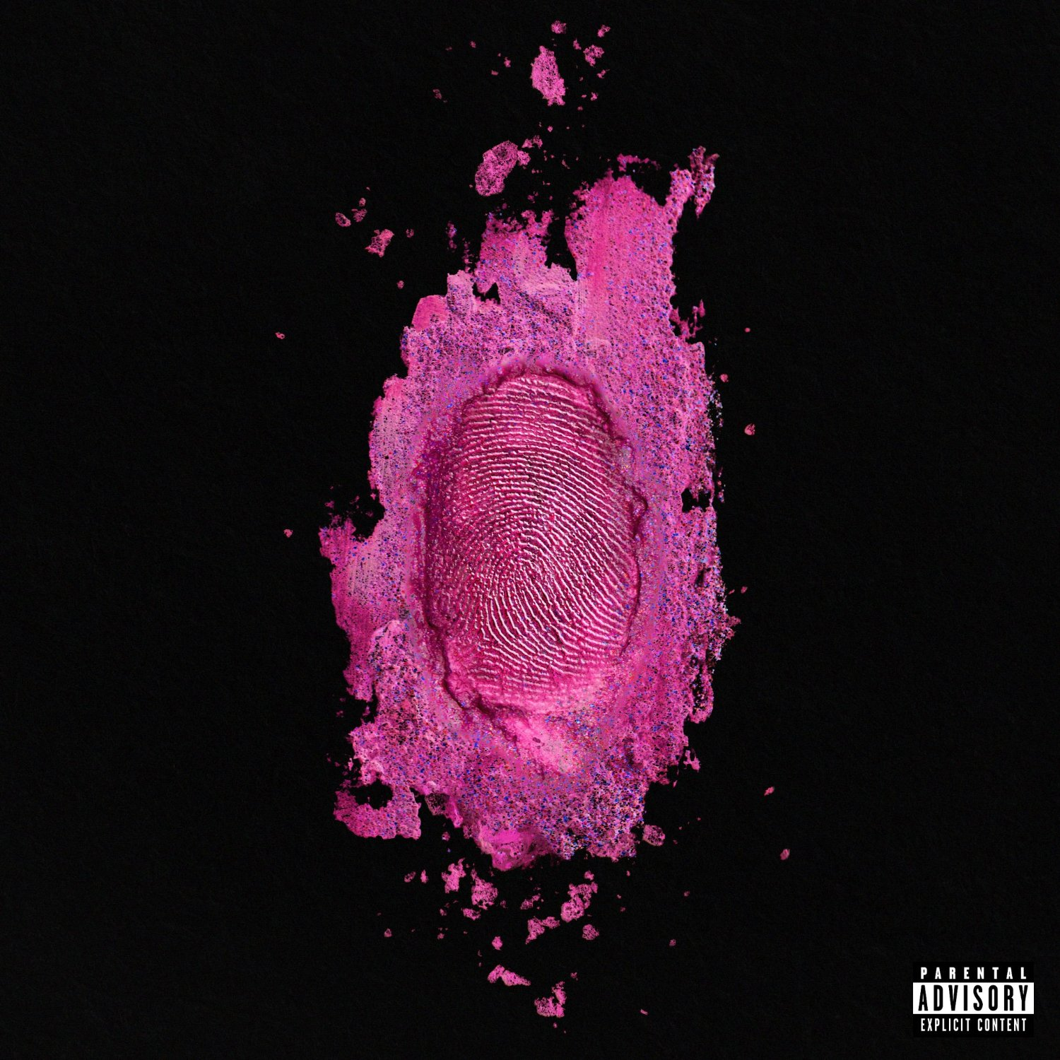 Nicki Minaj – 'The Pinkprint' (Album Cover & Tracklist