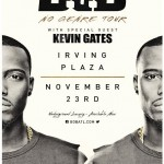 HHNM Giveaway: Win 2 Pairs Of Tickets To B.o.B & Kevin Gates Show In NYC