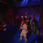 Wu-Tang Clan Performs 'Ruckus In B Minor' on David Letterman