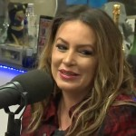 Angie Martinez Visits The Breakfast Club