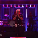 iLoveMakonnen Performs 'Tuesday' on Jimmy Fallon Live