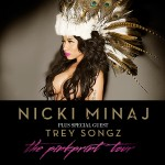 Nicki Minaj Announces 'The Pinkprint' Tour With Trey Songz