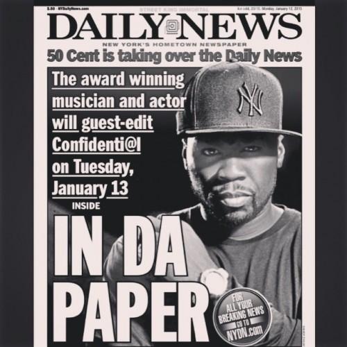 50 cent ny daily news