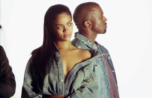 Behind the scenes rihanna fourfiveseconds feat kanye west paul mccartney 500x322