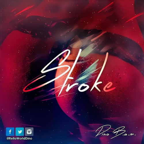 dino bam stroke