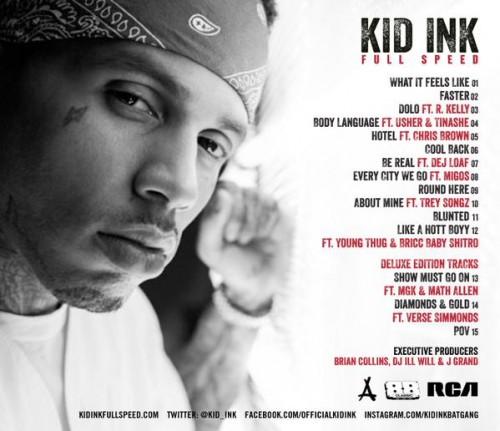 kid-ink-full-speed-tracklist