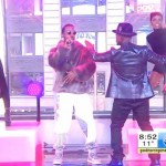 Ne-Yo On The Breakfast Club + Performs 'She Knows' With Juicy J on GMA