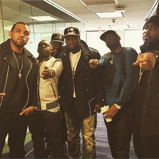 DJ Whoo Kid Interviews G-Unit