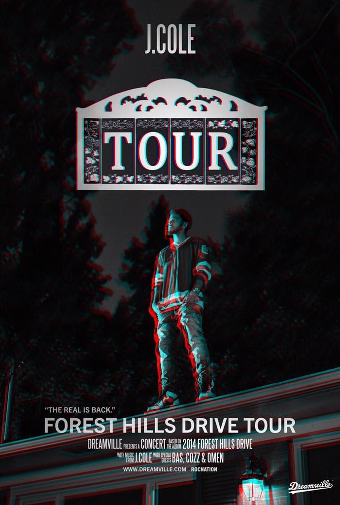 J Cole Tour  Review