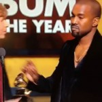 Kanye Jokingly Interrupts Beck's 'Album Of The Year' Acceptance At The GRAMMYs (Video)