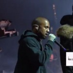 Kanye West Performs At ROC City Classic With Big Sean, Pusha T, Travi$ Scott & More