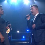 Sam Smith & Mary J. Blige Perform 'Stay With Me' At 57th GRAMMY Awards