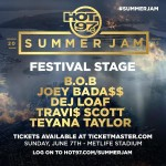 2015 Hot 97 Summer Jam Lineup Announced