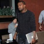 Malik Yusef Says Kanye West's Laptop Has Been Stolen