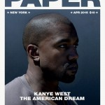 Kanye West Covers PAPER Magazine