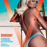 Rihanna Covers V Magazine